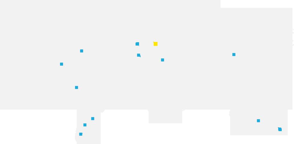 Allflex na świecie